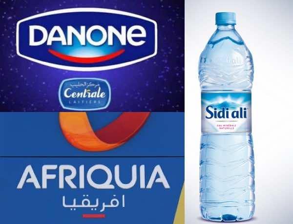 Afriquia, Centrale Danone, and Sidi Ali-Oulmes
