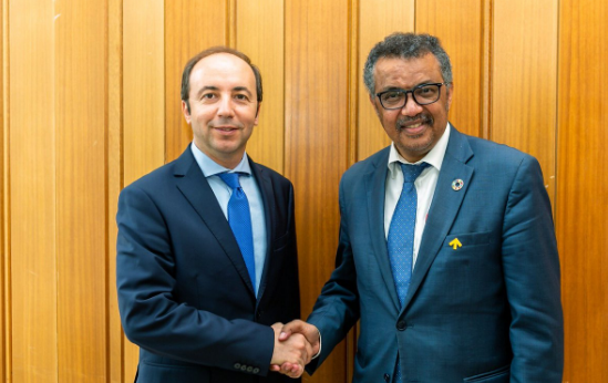Morocco Determined to Extend Health Coverage by 2020 with WHO Support