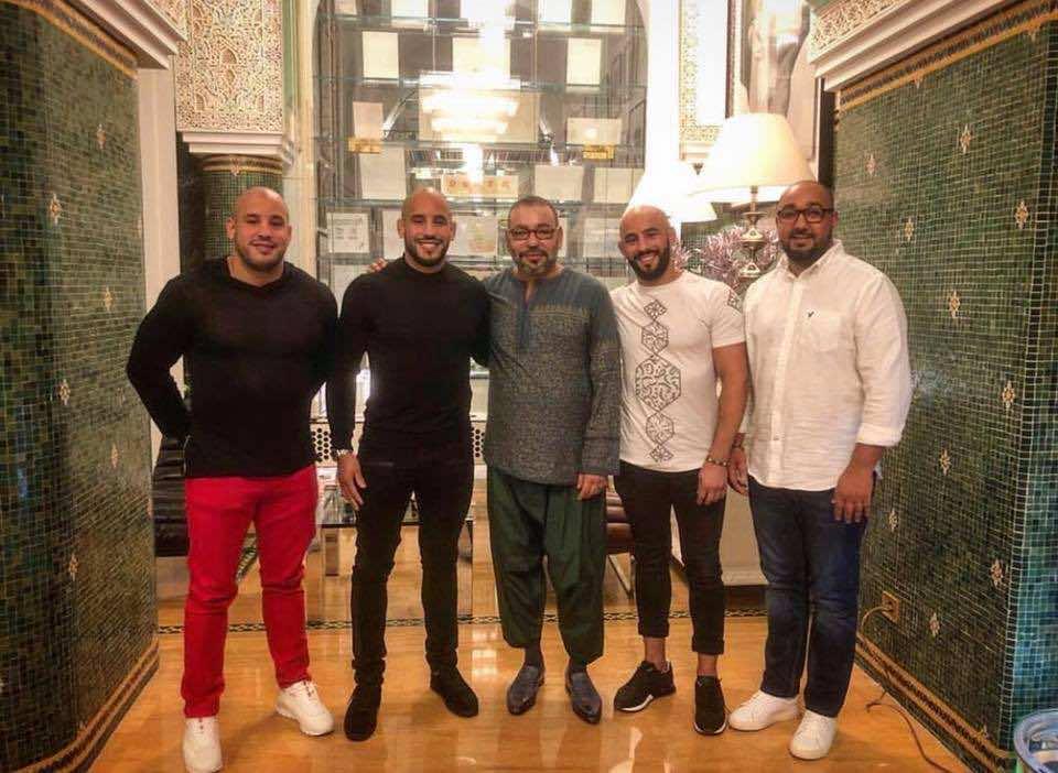 ¿Cuánto mide Mohamed VI? - Altura - Real height Azaitar