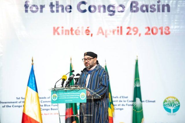King Mohammed VI's Green March Speech Reflects Morocco's Leadership in Emerging Africa