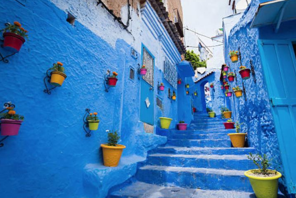 2018 Africities: Morocco's Chefchaouen, Best Intermediate City in Africa