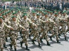 Morocco To Call 10,000 Young People into Military Service in 2019