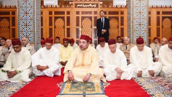 First Friday of Ramadan: King Mohammed VI Inaugurates Mosque 'Lalla Latifa'