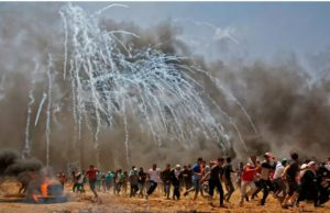 Gaza Massacre: Death Toll of Protesters Rises to 41