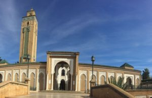 Mentally Disturbed Knifeman Stabs Worshipper in Casablanca Mosque