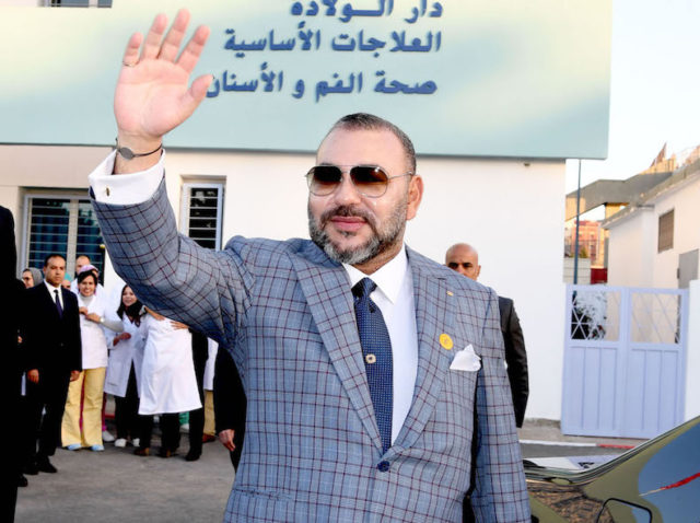 King Mohammed VI Launches Foodstuffs Distribution Operation Ramadan 1439
