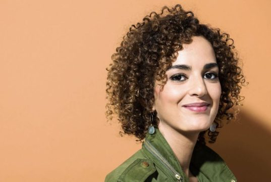 Leïla Slimani. Photo credit- SIPA