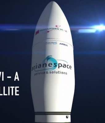 Mohammed VI-A Satellite