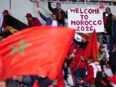 Morocco 2026 World Cup Bid. Morocco Nicola Campo/LightRocket via Getty Images