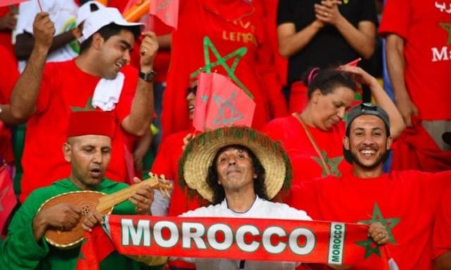 11,000 Moroccan Fans to Travel to Russia for World Cup 2018