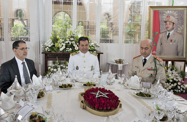 Prince Moulay Rachid Chairs Luncheon on FAR Anniversary