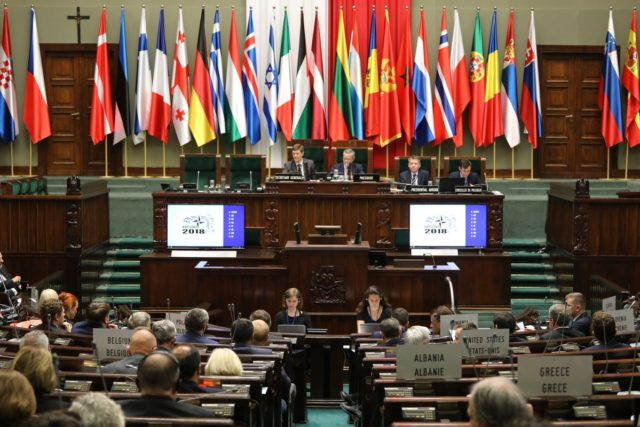 Morocco Participates in NATO Parliamentary Assembly
