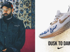 Nike Releases Special Ramadan Shoes in Collaboration with Lebanese Artist
