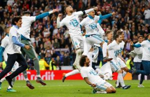 Champions League: Real Madrid in Final for the Third Time in a Row