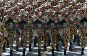 The military of Iran