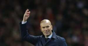 Zinedine Zidane Leaves Real Madrid