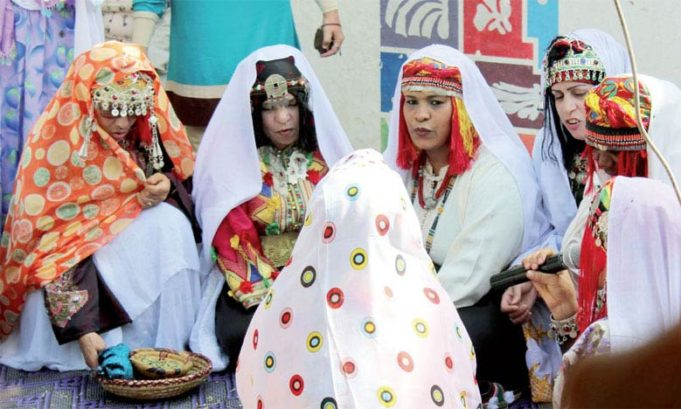 Reflecting on the Amazigh Cultural Trinity