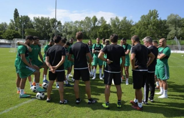 Morocco's Final Preparations for Friendly Match with Ukraine