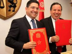 Morocco and Tunisia Sign Civil Aviation Cooperation Agreement