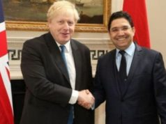 Bourita Meets his British Counterpart in London