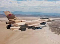 Morocco to Acquire Twelve New F-16s