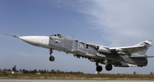 Russian Military Plane Crashes in Mediterranean