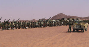 Hezbollah, Polisario Military Training Must Be Met With Regional Strength