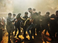Morocco Strongly Condemns Massacre in Gaza
