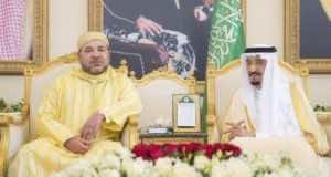 King Salman Calls King Mohammed VI Reaffirms Support Against Iran