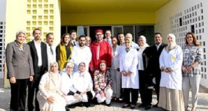 King Mohammed VI Inaugurates Medical Psycho-Social Center in Mediouna Province