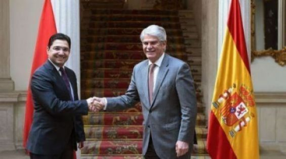 Morocco, Spain Discuss Gaza, Western Sahara, and Terrorism