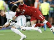 L'Equipe Accuses Ramos of 'Deliberately' Injuring Salah
