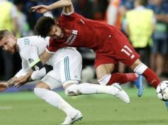 L'Equipe Accuses Ramos of 'Deliberately' Injuring Salah