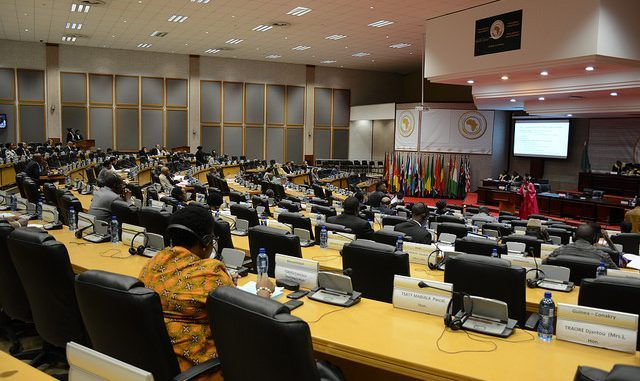 Morocco Elected to Justice, Human Right Commission at AU's PAP