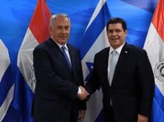 Paraguay Opens Embassy in Jerusalem