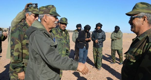 Polisario and Western Sahara leaders