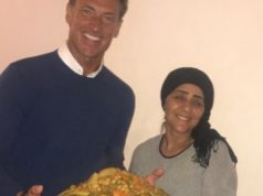 Hervé Renard Shares Picture with Couscous, Shows Love for Moroccan Culture