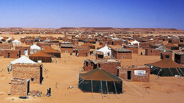 Sahrawis Protest Corruption in Tindouf Camps