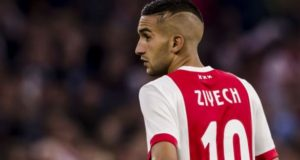 Ajax May Announce Ziyech Exit Soon, AS Roma Deal Gets Closer