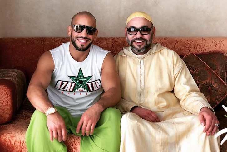 King mohammed vi instagram