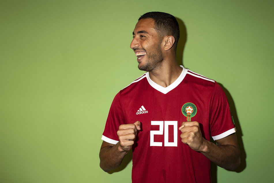 World Cup 2018: FIFA Unveils Official Portraits of the Moroccan Team