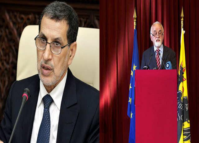 El Othmani Discusses Migration with Flemish Speaker of Parliament