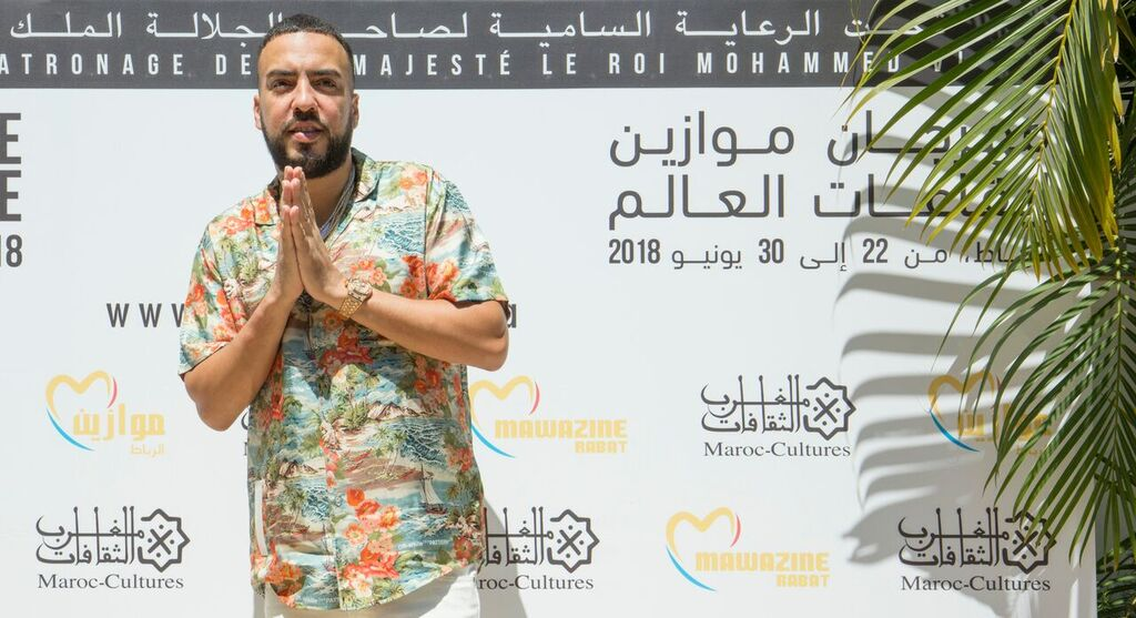 'Cheb Hasni Inspires Me': French Montana Hosts Press Conference in Arabic, Slams Trump