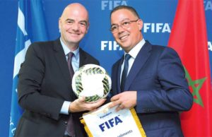 FRMF Officially Reacts to Refereeing Issues in Morocco's World Cup Games