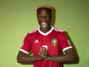 World Morocco's Hamza Mendyl Joins German Football Club FC Schalke 04 2018: FIFA Unveils Official Portraits of the Moroccan Team