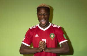 World Morocco's Hamza Mendyl Joins German Football Club FC Schalke 04 2018: FIFA Unveils Official Portraits of the Moroccan Team
