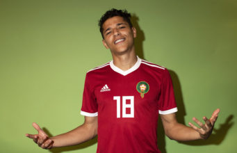 Footballer Amine Harit: 'I Want to Bring Joy to Morocco'