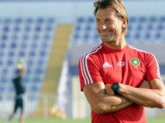 Renard Confident in Atlas Lions at CAN, Unsure of Future With Morocco