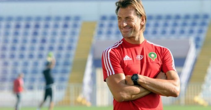 Morocco's Head Coach Renard on Opening CAN Match: 'First Game is Always Tough'