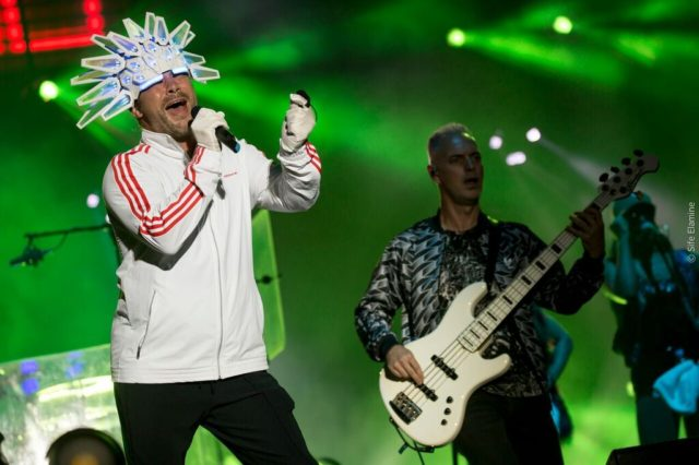 Mawazine 2018: Jamiroquai Brings 90s Vibe, Seduces Crowd of All Ages